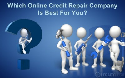 About credit repair companies' operation